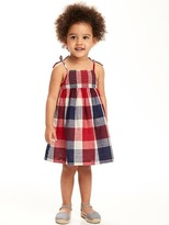 Old Navy July 4th Swing Dress for Toddler