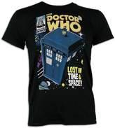 Doctor Who Mens' TARDIS T-Shirt