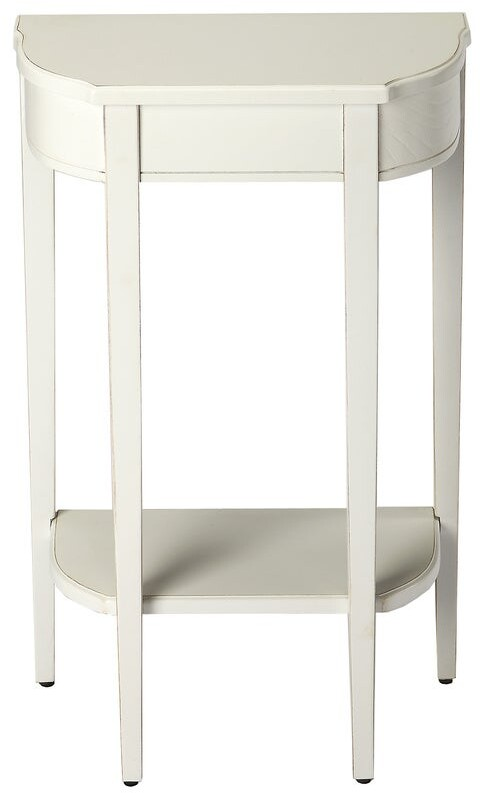 Thumbnail for your product : Butler Handmade Wendell Cottage White Console Table