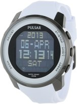 Pulsar World Time Alarm Chronograph Men's watch #PQ2015