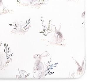 Oilo Studio Cottontail Jersey Crib Sheet