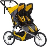 BOB Strollers Ironman Duallie Stroller - Yellow