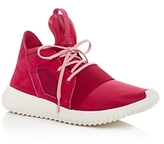 adidas Women's Tubular Defiant Lace Up Sneakers