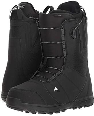 Burton Moto Snowboard Boot (Black) Men's Cold Weather Boots