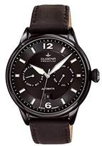 Dugena Men's Automatic Watch Kappa Calendar Analog Leather 7000305