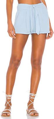 ANAAK Maithili Tie Mini Shorts