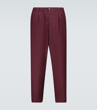 Marni Drawstring wool pants
