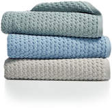 Hotel Collection 100% Turkish Cotton Sculpted Bath Towel Collection, Created for Macy's