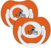 Baby Fanatic Cleveland Browns Pacifiers - 2 Pack