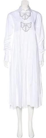Dolce & Gabbana Embellished Tunic Dress w/ Tags