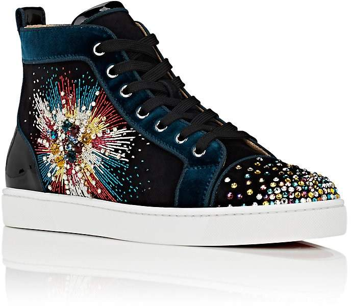 christian louboutin mens sneakers shopstyle