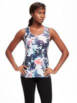 Old Navy Go-Dry Keyhole-Back Tank for Women