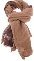 Faliero Sarti bi-colour scarf