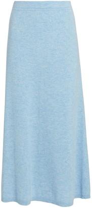 Intermix June Cashmere Midi Skirt
