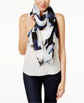 Calvin Klein Abstract Scarf