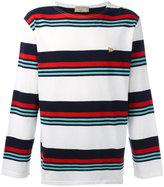MAISON KITSUNÉ Marin T-shirt - men - Cotton/Linen/Flax - L