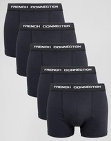 French Connection 5 Pack Trunks