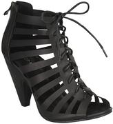 Black Roman Sandal