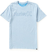 Hurley DRI-Fit Outline Short-Sleeve Crewneck Tee