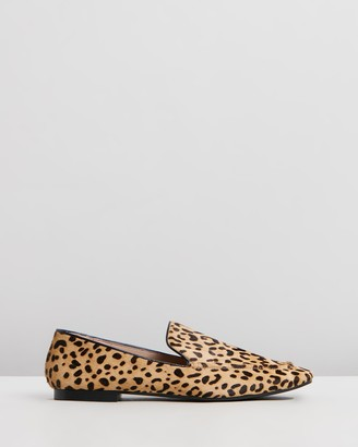 Atmos & Here Ingrid Leather Loafers