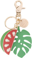 See by Chloe watermelon keychain - women - Enamel - One Size