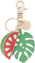See by Chloe watermelon keychain