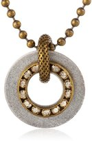 "Liz Palacios Elementos"" Small Geometry Necklace"