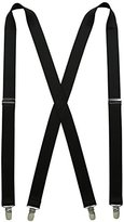 Levi's Men's 1 1/8 Inch Solid Suspenders