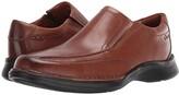 Clarks Kempton Free (Tan Leather) Men's Shoes