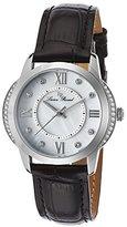 Lucien Piccard Women's LP-40001-02S Dalida Analog Display Quartz Black Watch