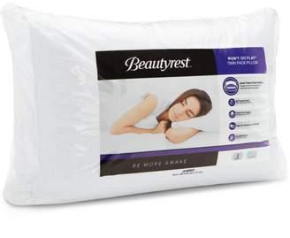 Simmons Won't Go Flat Standard/Queen Pillow, 2 Pack