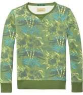 Scotch & Soda Jungle Printed Sweater