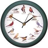 Mark Feldstein & Associates Mark Feldstein and Associates DLB9821E Original Singing Bird Clock 8 in
