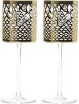 Roberto Cavalli Marrakech Water Goblets