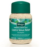 Kneipp Thermal Spring Bath Salt 500g/17.6oz Eucalyptus - Sinus Relief