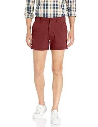 "Goodthreads Amazon Brand Men's 5"" Inseam Hybrid Short"