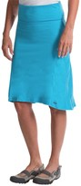 Avalanche Wear Space-Dyed Hi-Low Skirt (For Women)
