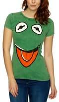Logoshirt V Muppets - Faces - Kermit Logo Women's T-Shirt