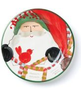 Vietri Limited Edition Old St. Nick Salad Plate
