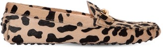 Tod's 10mm Pony Skin Loafers