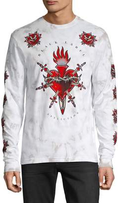 Affliction Label Graphic Cotton Tee