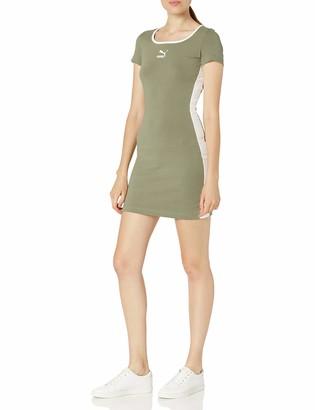 Puma Women's Classics Short Sleeve Dressential