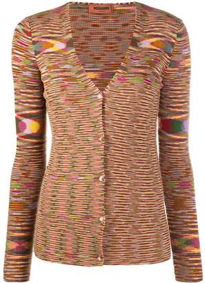 Missoni Knitted V-Neck Cardigan