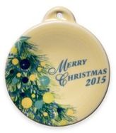 Fiesta Christmas 2015 Ornament