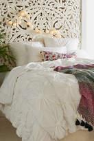 Lazybones Organic Rosette Quilt