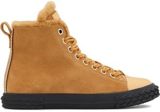 Giuseppe Zanotti Rudy high top sneakers
