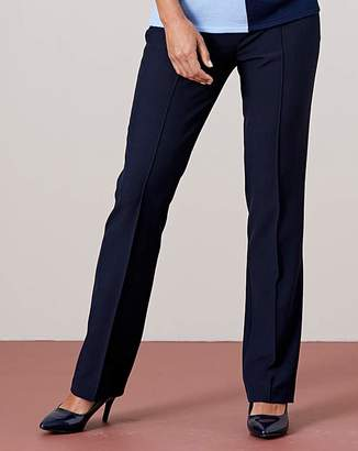 Julipa Pull On Comfort Fit Trouser Extra Short