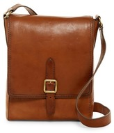 Frye Claude Leather Messenger Bag