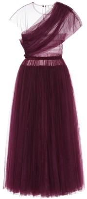 KHAITE Gigi tulle dress
