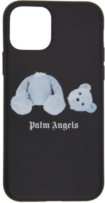 Palm Angels Black Ice Bear iPhone 11 Pro Case